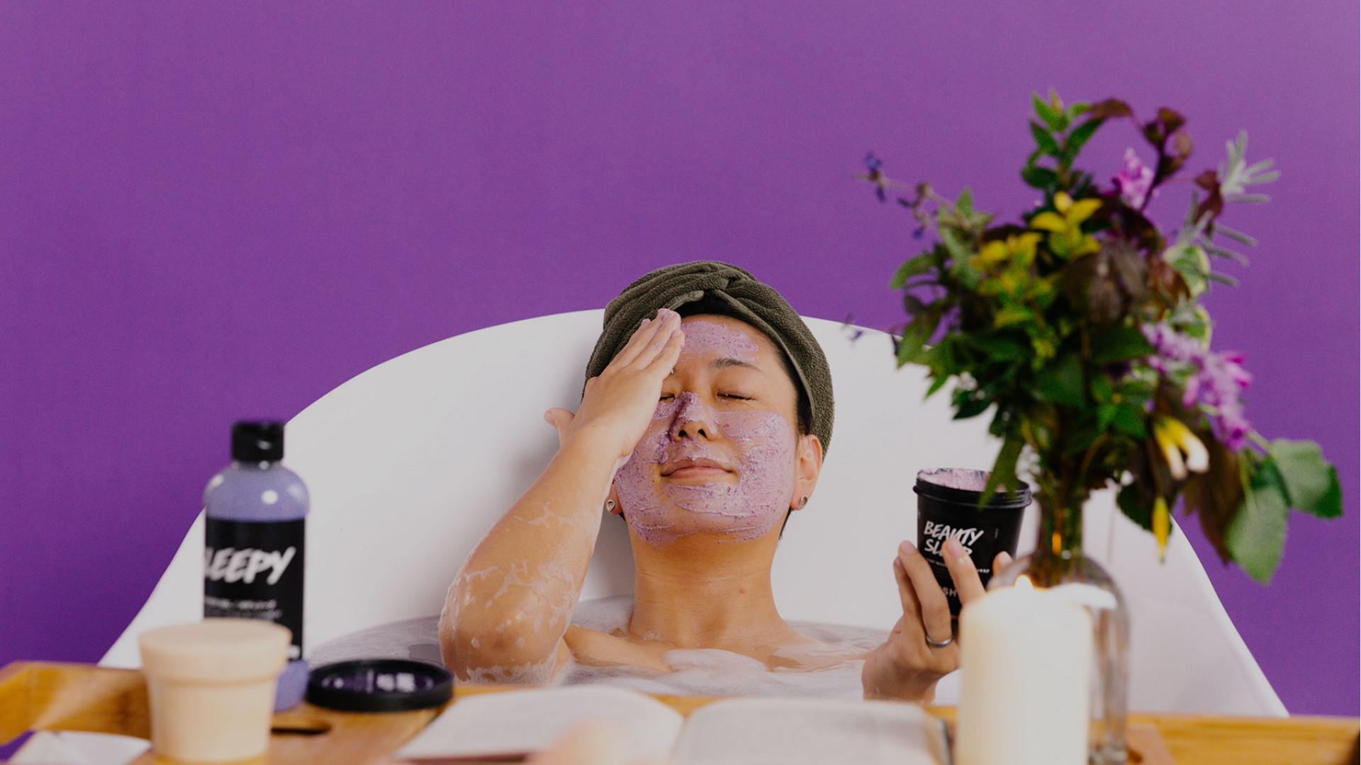 Beauty sleep маска за лице и тело